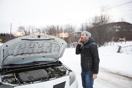 Versicherungstipp: Das sollten Autofahrer im Winter beachten