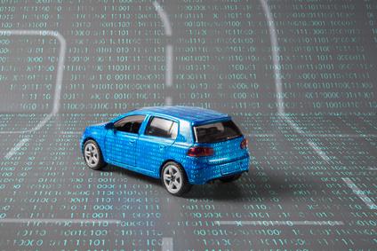 Die Digitalisierung von Autos