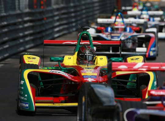 Audi-Pilot Lucas di Grassi sorgt für Spannung