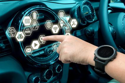 Connected Car – Das Auto der Zukunft