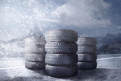 Ohne Winterreifen kann es teuer werden – besonders im Ausland