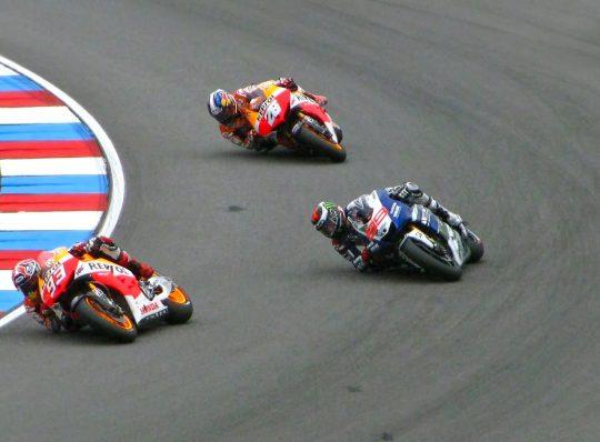 Motorsport: Der MotoGP am Sachsenring